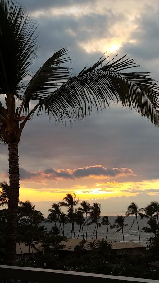 Hapuna Beach Condo - Puako Sunset